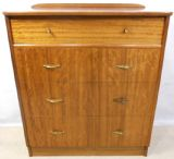 SOLD - 1960's Teak Chest of Four Drawers
